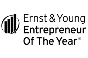 "Ernest & Young Award  ""Entrepreneur of the Year Award for Business Leadership"" for Atkinson-Baker Court Reporting Agency"