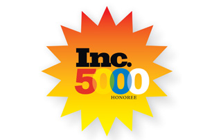 Inc 5000 List of Fastest Growing Private Companies for Atkinson-Baker Court Reporting Agency