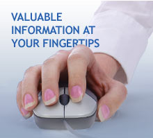 Valuable Information at Your Fingertips